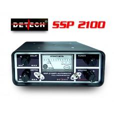 Металотърсач Detech SSP – 2100 + Безплатна доставка + 5 подаръка на най-ниска цена