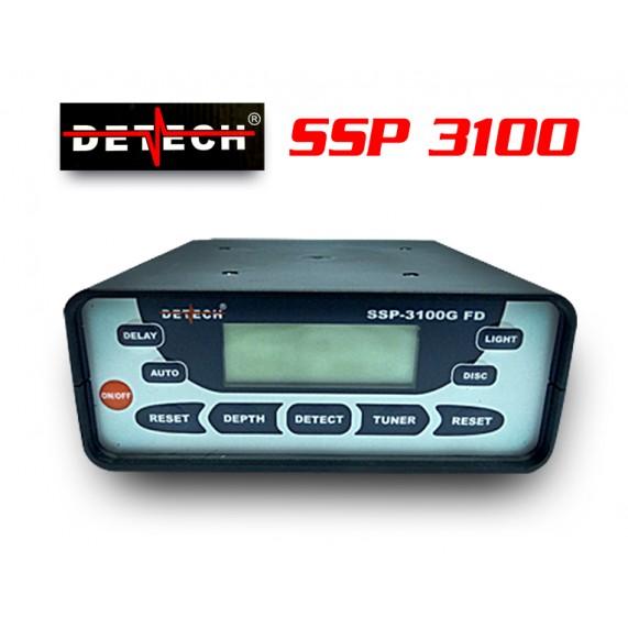 Металотърсач Detech SSP - 3100 + Безплатна доставка + 5 подаръка на най-ниска цена