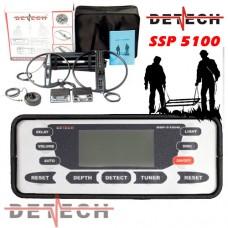 Металотърсач Detech SSP - 5100 + Безплатна доставка + 5 подаръка на най-ниска цена