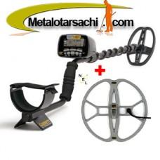 Металотърсач Garrett AT Gold + Сонда NEL Tornado + 6 подаръка на най-ниска цена