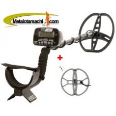 Металотърсач Garrett AT PRO + Сонда Nel Tornado + Безплатна доставка + 5 подаръка на най-добра цена