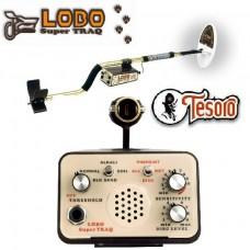 Металотърсач Tesoro Lobo SuperTRAQ + Безплатна доставка + 5 подаръка на най-ниска цена