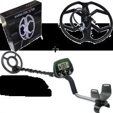 Металотърсач Teknetics Eurotek + 2 Сонди + Безплатна доставка + 5 подаръка на най-ниска цена