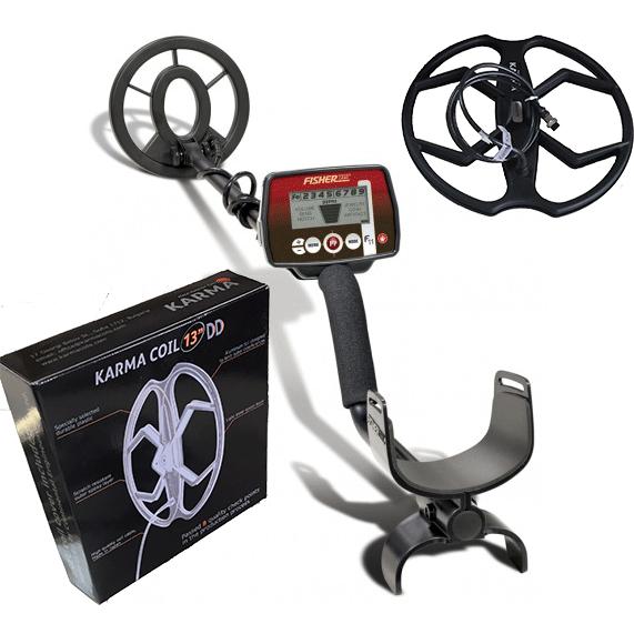 Металотърсач Fisher F11 + 2 Сонди + Безплатна доставка + 5 подаръка промоционален комплект