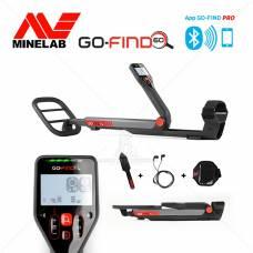 Металотърсач Minelab GO-FIND 60 + Безплатна доставка + 5 подаръка на най-ниска цена