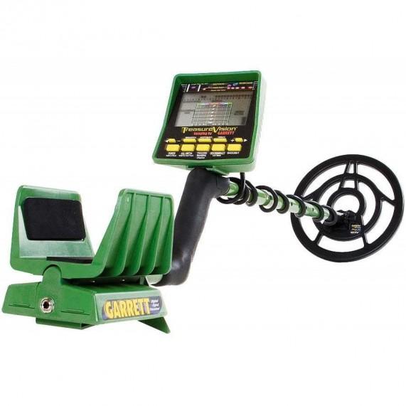 Металотърсач Garrett GTI 2500 + 13'' Detech sonda (втора употреба) + Безплатна доставка