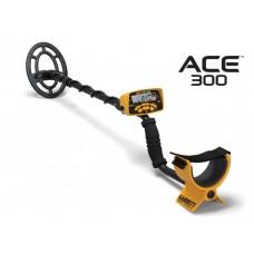 Металотърсач Garrett ACE 300i + Безплатна доставка + 5 подаръка на най-ниска цена