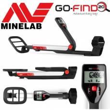 Металотърсач Minelab GO-FIND 20 + Безплатна доставка + 5 подаръка на най-ниска цена
