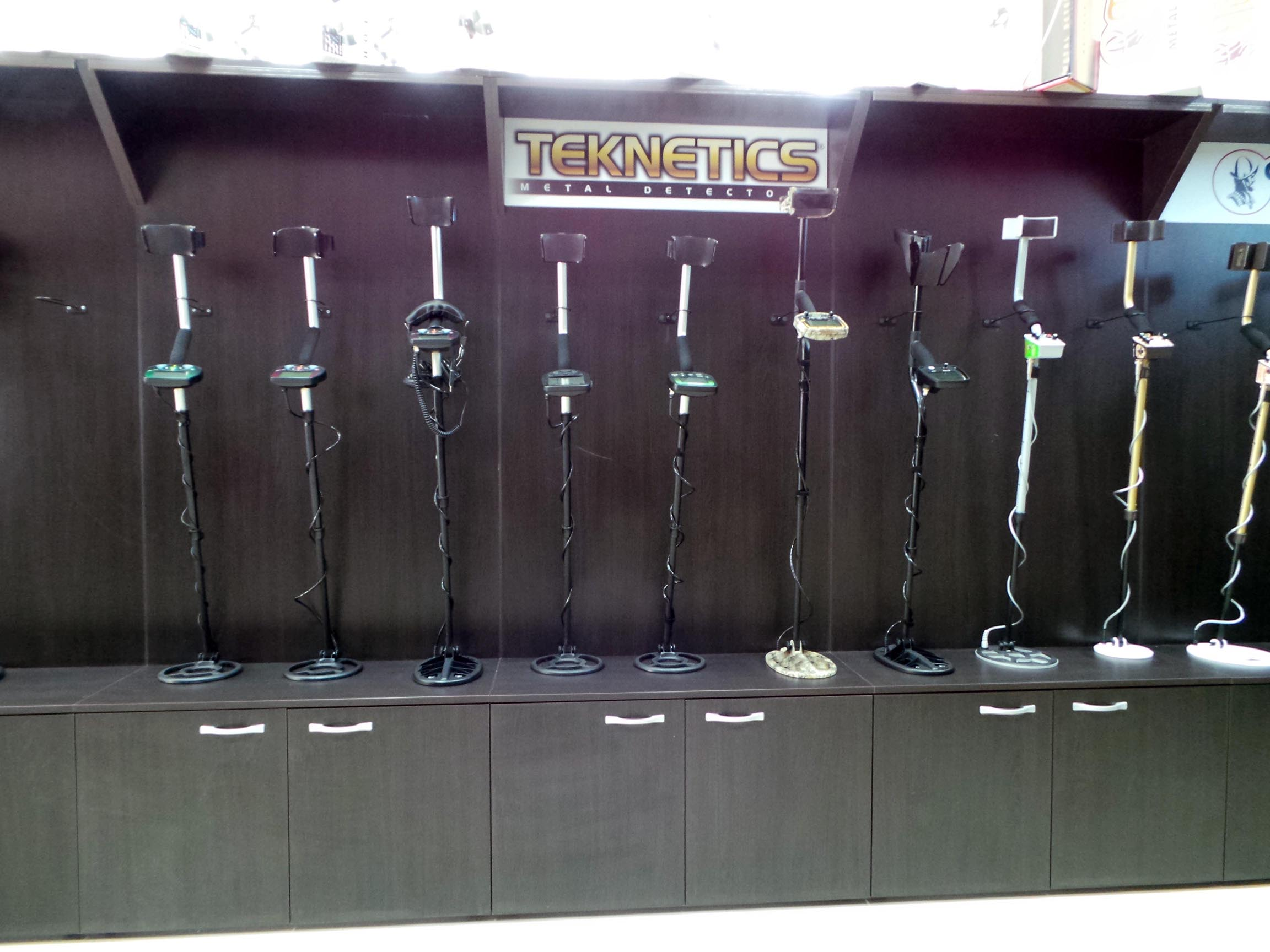 Металотърсачи Teknetics